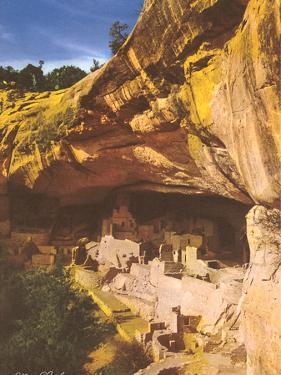 Mesa Verde Indian Ruins
