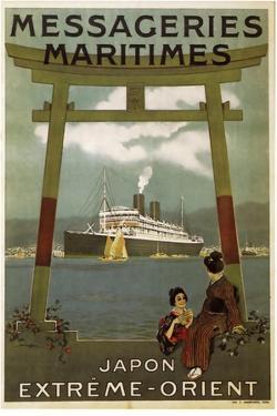 Messageries Japon