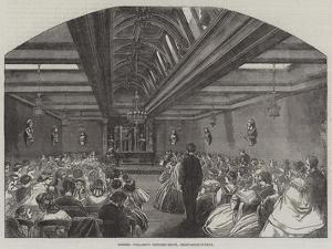 Messers Collard's Concert-Room, Grosvenor-Street