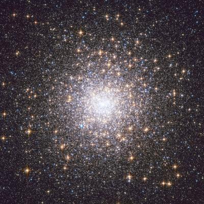 Messier 15, Globular Cluster in the Constellation Pegasus