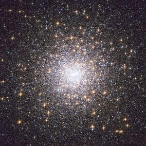 Messier 15, Globular Cluster in the Constellation Pegasus