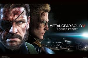 Metal Gear Solid V: Ground Zeroes - Big Boss