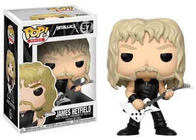 Metallica - James Hetfield POP Figure