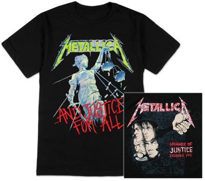 Metallica- Justice