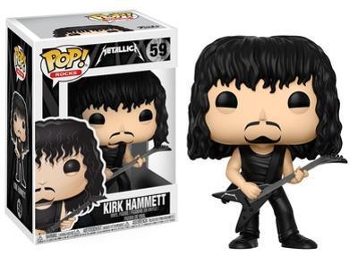 Metallica - Kirk Hammett POP Figure