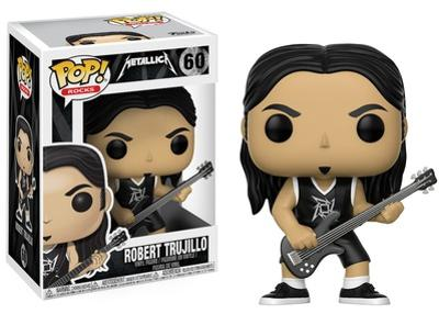 Metallica - Robert Trujillo POP Figure