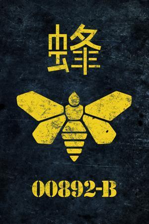 Methylamine Bug Symbol Television Plastic Sign