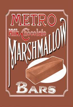 Metro Milk Chocolate Marshmallow Bars