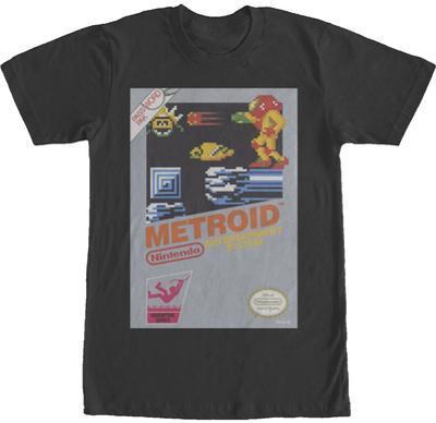Metroid- Vintage NES