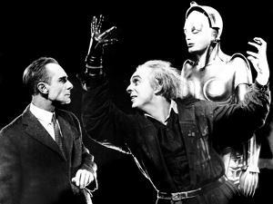 Metropolis, Rudolf Klein-Rogge, Robot, 1927