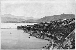 View of Stora Bay, C1890 by Meunier