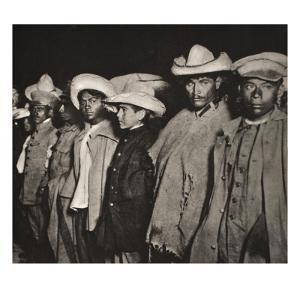 Mexican Revolutionaries, C.1914