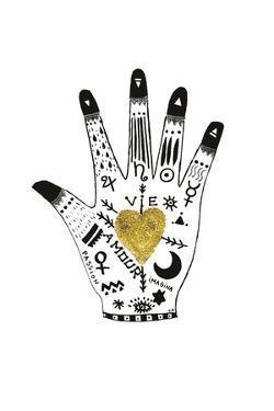 Mexicana - Hand of Life