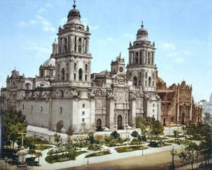 Mexico City Assumption Cathedral