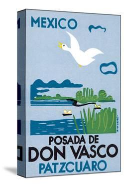 Mexico, Posada de Don Vasco