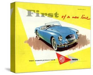 MG Series -First of a New Line