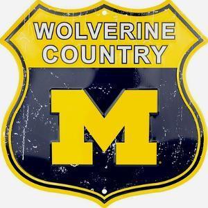 MI Univ Woverine Country