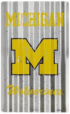 MI University Wolverines