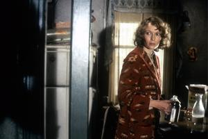Mia Farrow PURPLE ROSE OF CAIRO, 1985 directed by WOOD Y ALLEN (photo)
