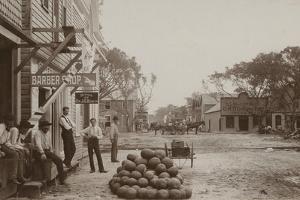Miami Avenue Business District, 1896