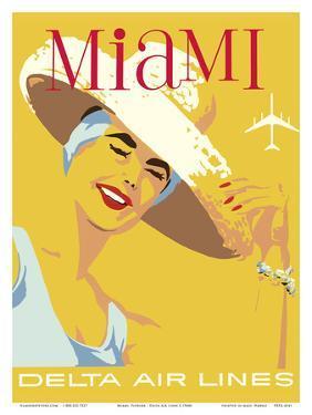 Miami, Florida - Delta Air Lines
