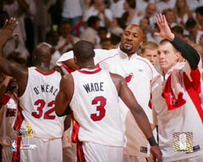 Miami Heat 2006 NBA Finals