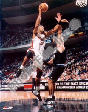 Miami Heat - Alonzo Mourning Photo