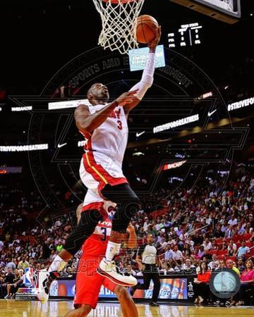 Miami Heat - Dwyane Wade Photo