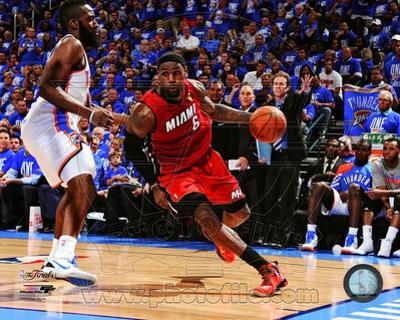 Miami Heat - LeBron James Photo