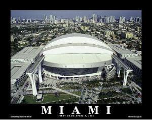 Miami Marlins Park Sports