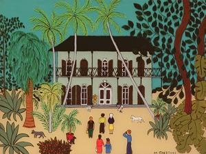 Hemingway's House, Key West, Florida by Micaela Antohi