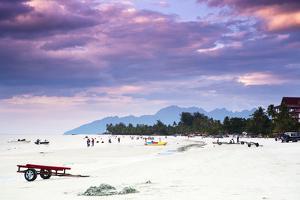 A Beautiful Day at Cenang Beach on Langkawi, Malaysia by Micah Wright