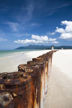 A Beautiful Day at Cenang Beach on Langkawi, Malaysia by Micah Wright
