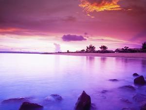 Beautiful Sunset, Bali, Indonesia by Micah Wright