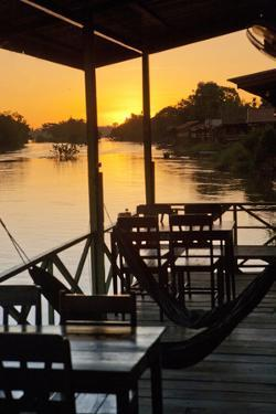 Don Det Is Part of the 4,000 Islands, the Stunning Region at the Southern Tip of Laos by Micah Wright