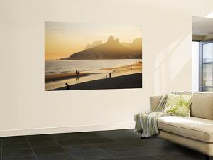Ipanema Beach by Micah Wright