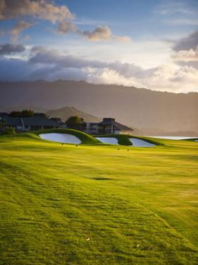 Makai Golf Course, Kauai, Hawaii, USA by Micah Wright