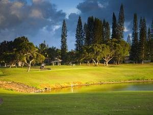Makai Golf Course, Kauai, Hawaii, USA by Micah Wright