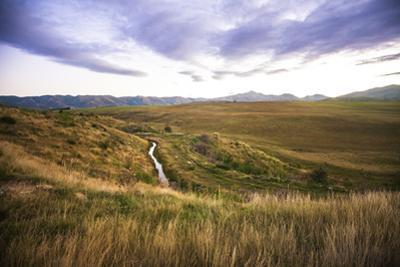 Naseby Is a Quiet Little Town in the Otago Region of New Zealand