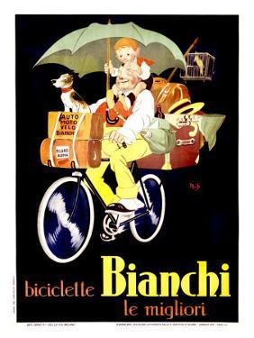 Bianchi Biciclette by Mich (Michel Liebeaux)