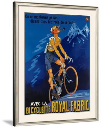 Bicyclette Royal Fabric