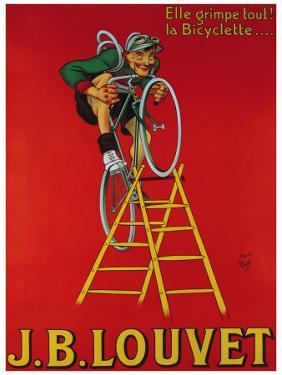 Cycles J.B. Louvet by Mich (Michel Liebeaux)