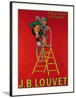 Cycles J.B. Louvet by Mich (Michel Liebeaux)