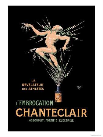 L'Embrocation Chanteclair