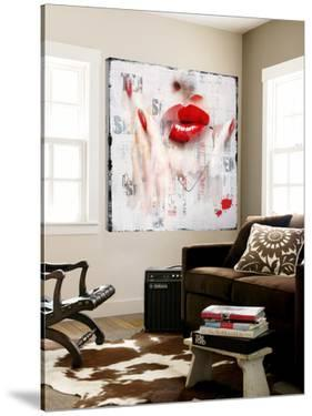 Red Lips by Micha Baker