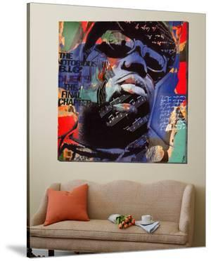 The Notorious BIG by Micha Baker