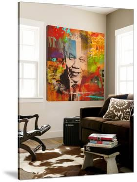 Mandela by Micha