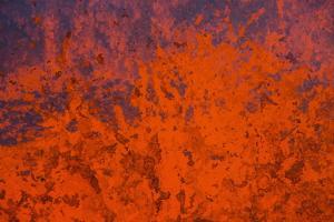 Active Lava Eruption on the Tolbachik Volcano, Kamchatka, Russia, Eurasia by Michael