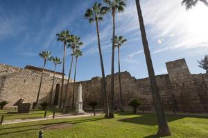 Al Cazaba, Merida, Badajoz, Extremadura, Spain, Europe by Michael