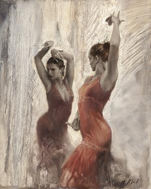 Flamenco II by Michael Alford